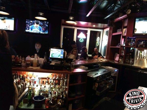 Trivia Night at Boondocks Pub & Grill — King Trivia